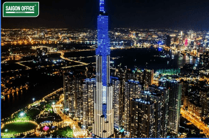 The Landmark 81 - Servied Offices in Binh Thanh District
