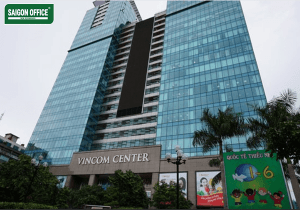 VINCOM CENTER - Office for lease in district 1 Ho chi minh City