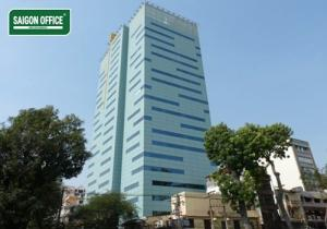 Servied Offices in District 1 - CJ BUILDING