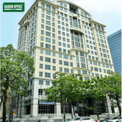 Serviced Offices in District 1 - SAIGON TOWER