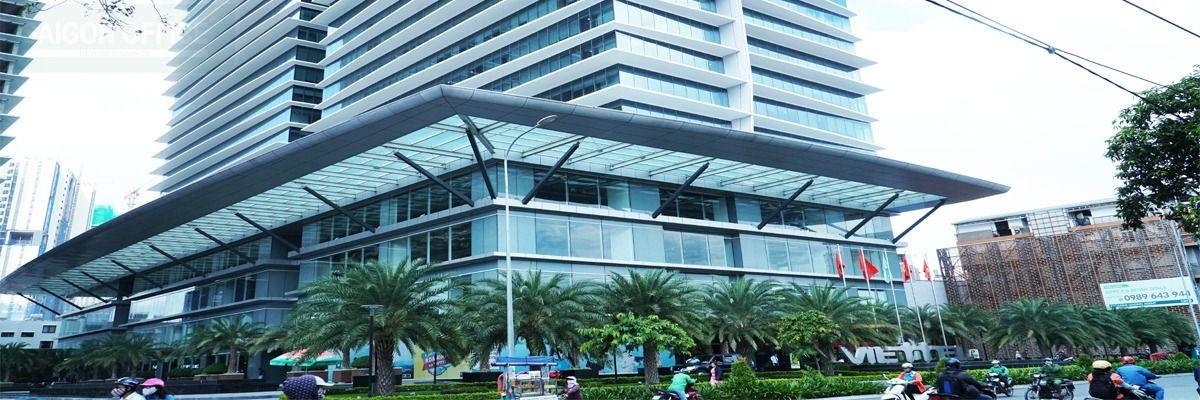 Cho thuê văn phòng tòa nhà Viettel Complex - Cách Mạng Tháng Tám - Quận 10