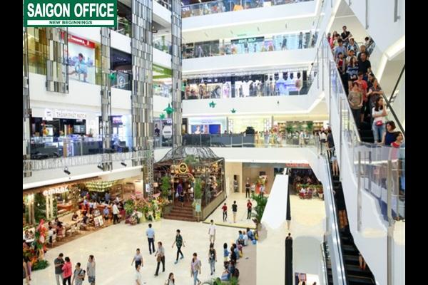 Cho thuê văn phòng tại Saigon Centre Tower