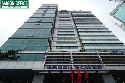 Cho thuê văn phòng Green Power Quận 1