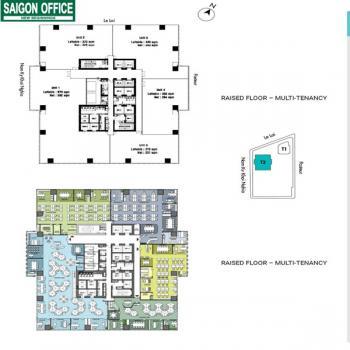 Cho thuê văn phòng tại Saigon Centre
