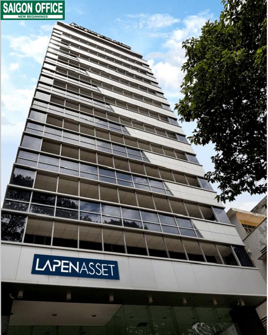 Cho thuê văn phòng quận 1 tòa nhà Lapen Asset