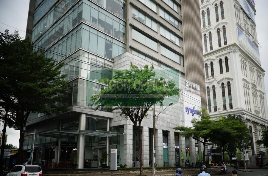 Văn phòng cho thuê Quận 7 Đại Minh Tower