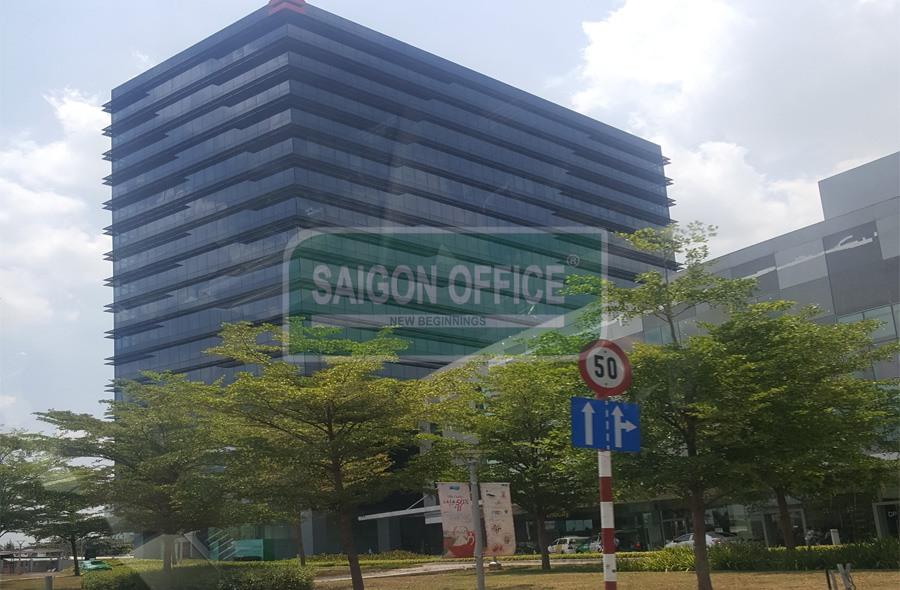 Văn phòng cho thuê quận 7 tại  Mapletree Business Centre