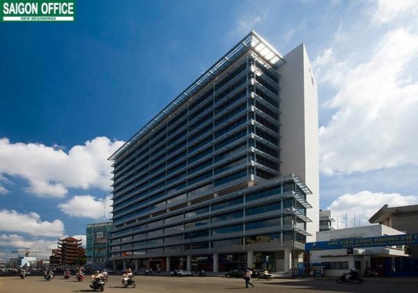 Văn phòng cho thuê quận Phú Nhuận tòa nhà Centre Point