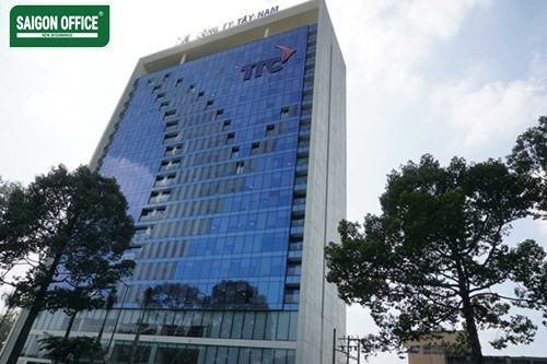 TTC Building - Office for lease in Tan Binh District Hochiminh City