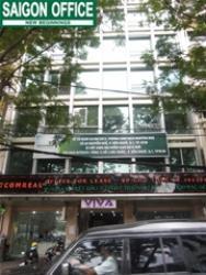 Văn phòng cho thuê Quận 1 Vietcomreal Building