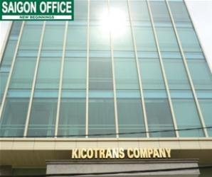 KICOTRANS Building - Office for lease in Tan Binh District Ho Chi Minh City