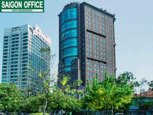 Văn phòng trọn gói Quận 1 tại Mê Linh Point Tower