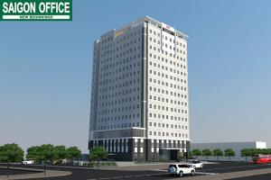 SOUTH Tower - Office for lease in Binh Chanh Hochiminh City