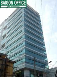 Servied Offices in District 3 - Pax sky Building