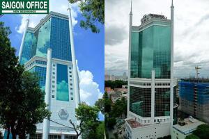 Văn phòng cho thuê Quận 1 Saigon Trade Center