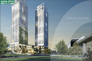 Pearl Center- Retail for lease in District 2 Ho Chi Minh City