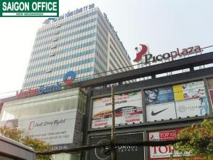 PICO PLAZA - OFFICE FOR LEASE IN TAN BINH DISTRIC HCMC