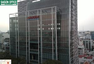 Văn phòng cho thuê Quận 3 tòa nhà Báo Sài Gòn Giải Phóng