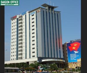 Văn phòng cho thuê quận Bình Thạnh tại 194 Golden Building