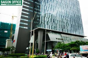 Tòa nhà PV GAS cho thuê văn phòng