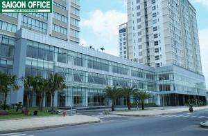 Cong Hoa Garden - OFFICE FOR LEASE IN TAN BINH DISTRIC  HCMC