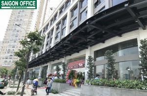 Cho thuê văn phòng và shophouse tại Saigon Pearl