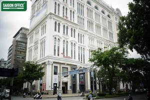 SAIGON PARAGON Building - Office for lease in district 7 HCMC