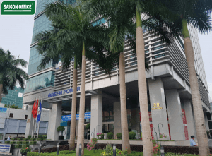 Green Power - Office for lease in District 1 Hochiminh City