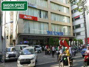 TNR Tower - Office for lease in District 1 Ho Chi Minh City