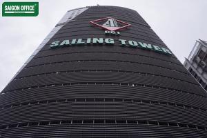 Cho thuê văn phòng Quận 1 tòa nhà Sailing