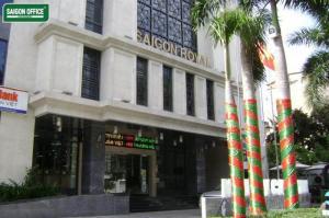 Văn phòng cho thuê quận 1 tòa nhà Saigon Royal