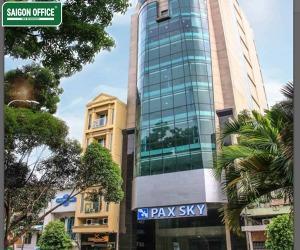 Cho thuê văn phòng quận 1 tòa nhà Pax Sky Lê Lai