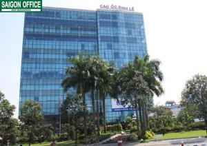 Dinh Le Building - Office for lease in District 4 Hochiminh City