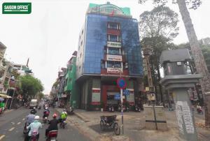 Cho thuê văn phòng quận 10 tòa nhà Res 10 Building