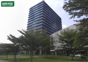 Mapletree Business Centre Building- Office for lease in District 7 Hochiminh City