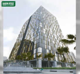 ETown central building - Office for lease in district 4 Ho Chi Minh City