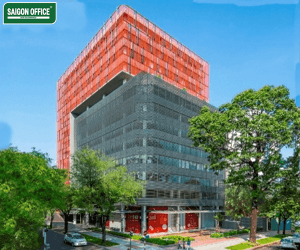President Place Building - Office for lease in District 1 HCMC
