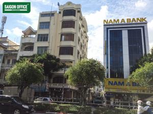 Cho thuê văn phòng quận 4 tòa nhà Nam Phương