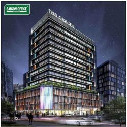 THE GRACES TOWER - OFFICE FOR LEASE IN DISTRICT 7