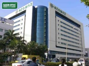 ETOWN 2 BUILDING - OFFICE FOR LEASE IN TAN BINH DISTRICT