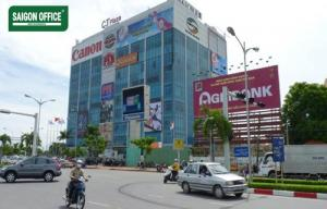 CT PLAZA BUILDING- OFFICE FOR LEASE IN TAN BINH DISTRICT