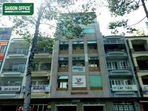 HOANG DAN BUILDING - OFFICE FOR LEASE IN DISTRICT 1 HO CHI MINH CITY