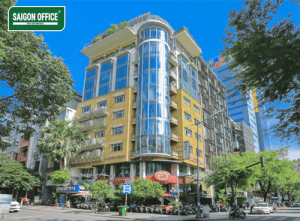 HARVEST TOWER - OFFICE FOR LEASE IN DISTRICT 1 IN HOCHIMINH CITY