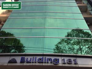 Văn phòng cho thuê Quận 1 tại Building 181
