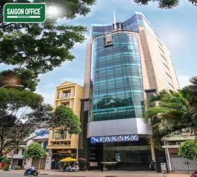 PAX SKY LE LAI BUILDING - OFFICE FOR LEASE IN DISTRIC 1 HCMC