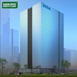 UOA TOWER - OFFICE FOR LEASE IN DISTRICT 7 HOCHIMINH CITY