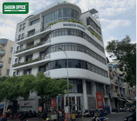 SAIGON HOUSE BUILDING - OFFICE FOR LEASE IN DISTRICT 4