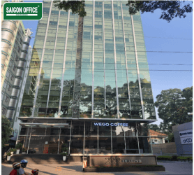 SERVICED OFFICE IN DISTRICT 3 - 222 BUILDING