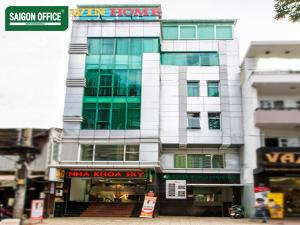Win Home Nguyen Thai Binh Building - Office for lease in Tan Binh District  Ho Chi Minh City
