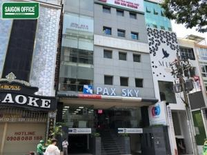 PAX SKY TRUONG DINH BUILDING - OFFICE FOR LEASE IN DISTRIC 3 HCMC